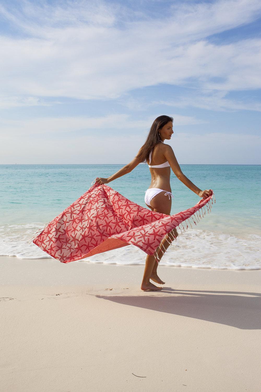 fouta turkish towel polka star print dylan rapillard bahama hand print nassau bahamas copy.jpg