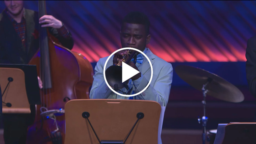 Compensation  composed by Kenny Werner | 2017 National YoungArts Week