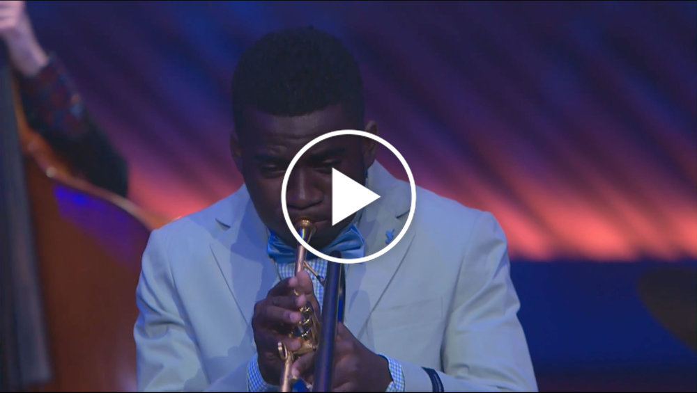 Lost  composed by Wayne Shorter | 2017 National YoungArts Week