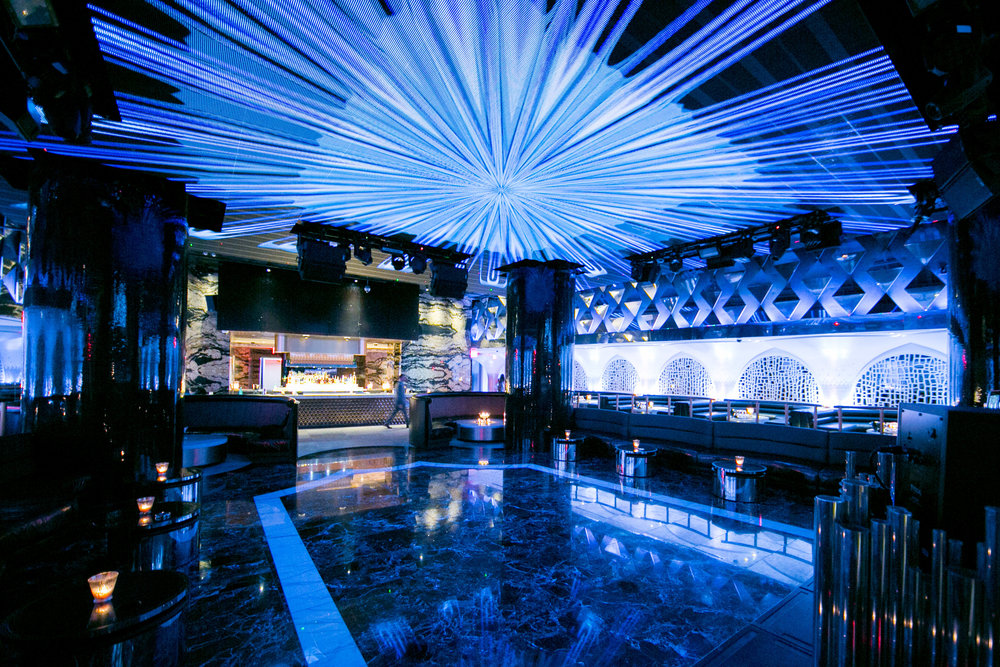 BOND Nightclub.
