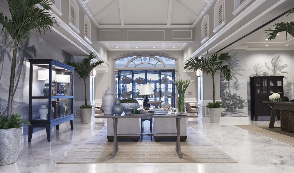 The perfect entryway and living room to thrive in.
