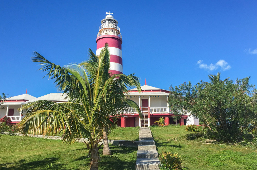 Copy of Abaco's Elbow Reef Lighthouse
