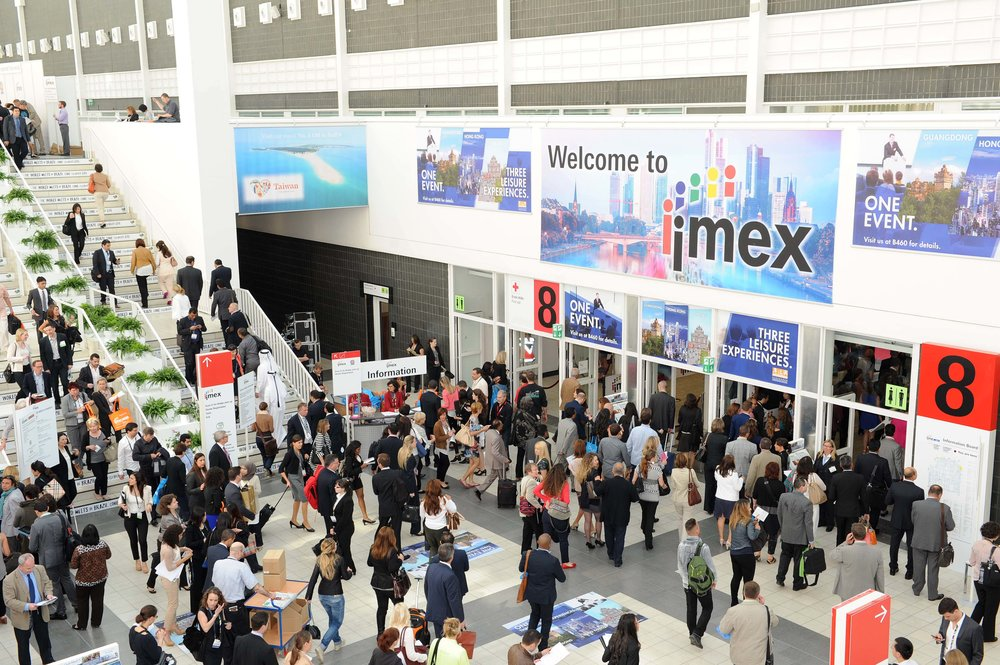 IMEX America 2018 is expecting over 13,000 attendees from around the world.