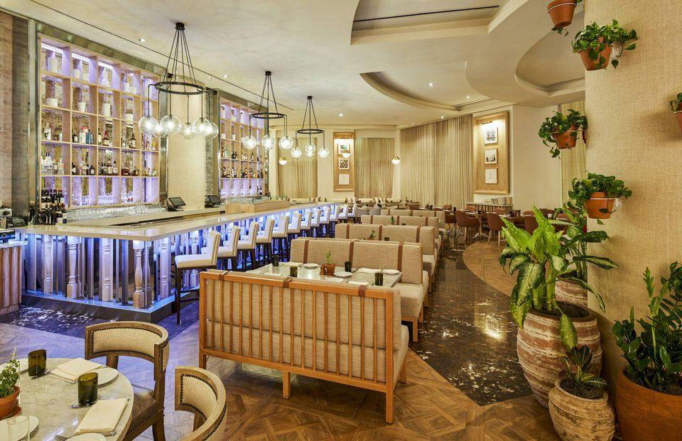 Fil'ia restaurant at Baha Mar.