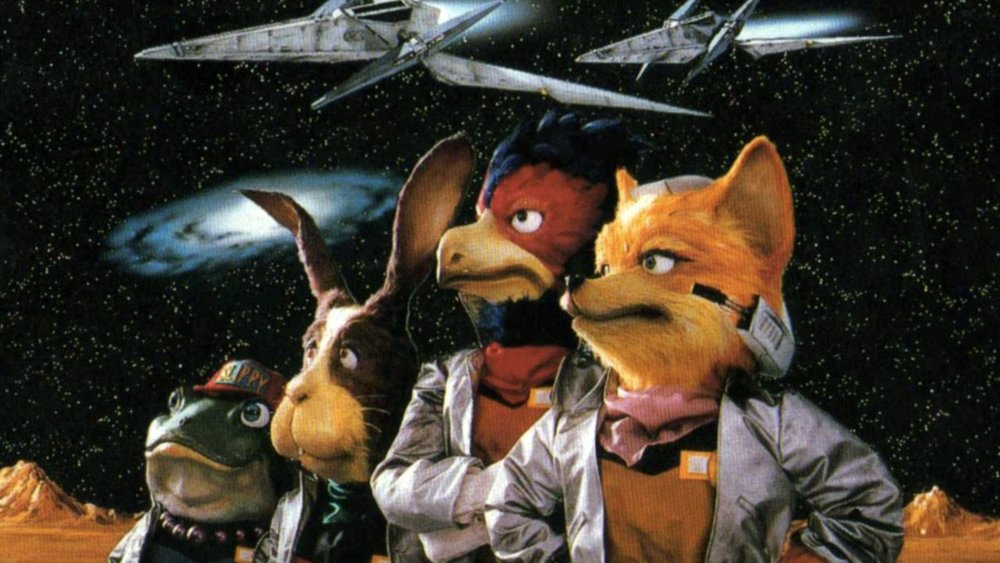 We all love the original team, these promos for Star Fox on the Super Nintendo were like nothing we had seen before.