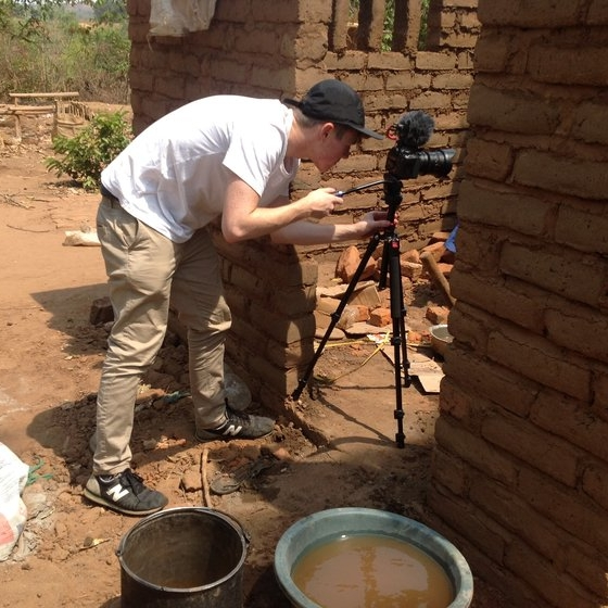 Harry Pearce - Harry joined the team in 2016 as Media Manager. In October 2016 he was in Malawi to make a film about the stove project and returned in April 2017 to do further filming for the Moses project.