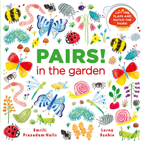 Pairs! in the garden_CVR.jpg