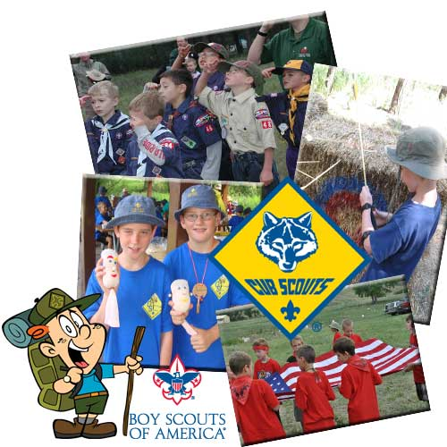 NEW CUB SCOUT ADVANCEMENT CHANGES