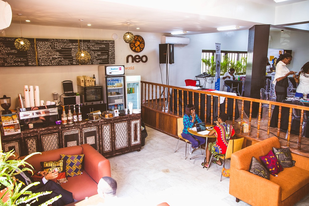 Image: Cafe Neo; pictured is the Agoro Odiyan outlet.