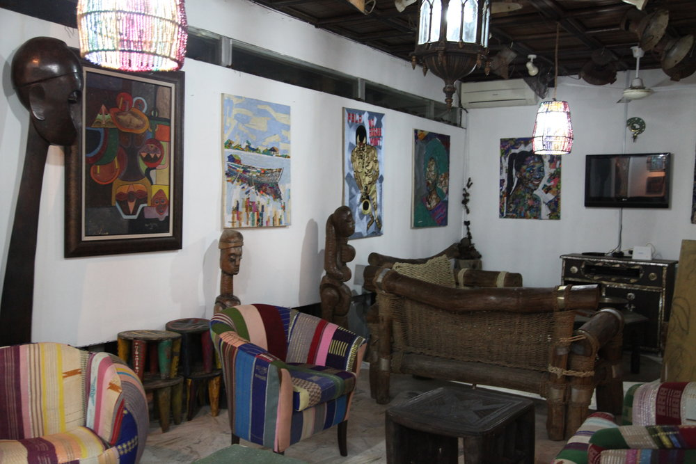 Nimbus Art Hub, Bogobiri House