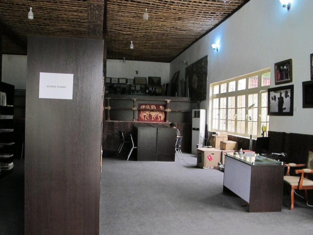 BMT Africa Garden Library