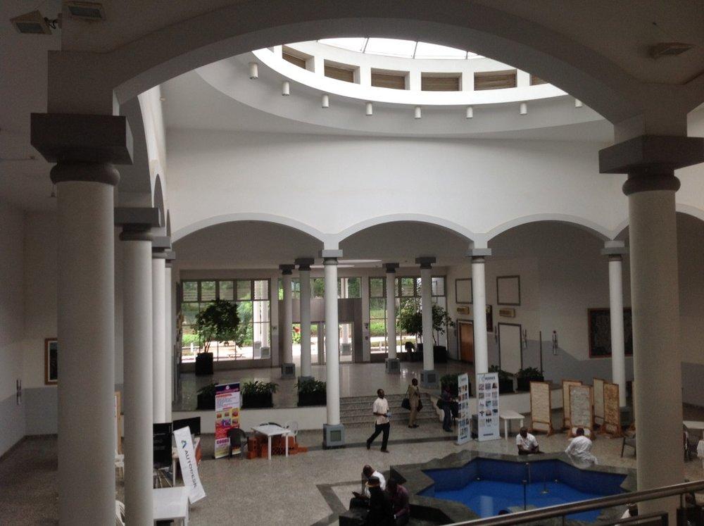 Yar'Adua Library