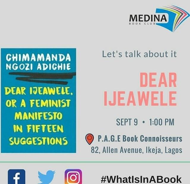 Medina Book Club