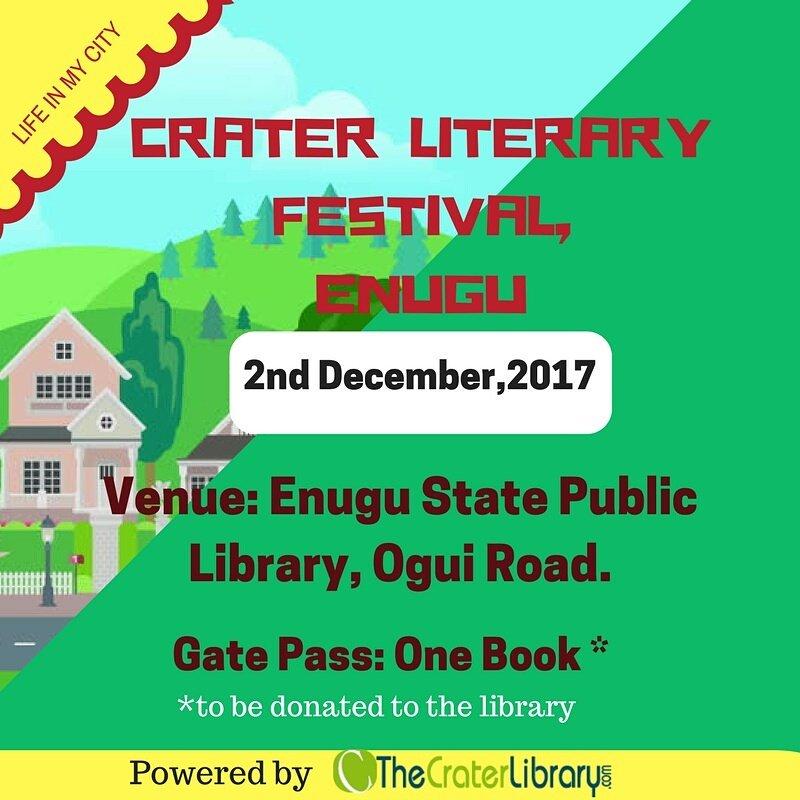 The Crater Lit Fest