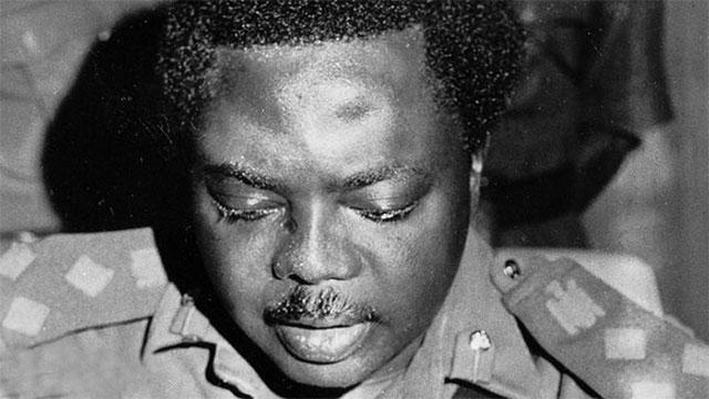 Major General Murtala Mohammed