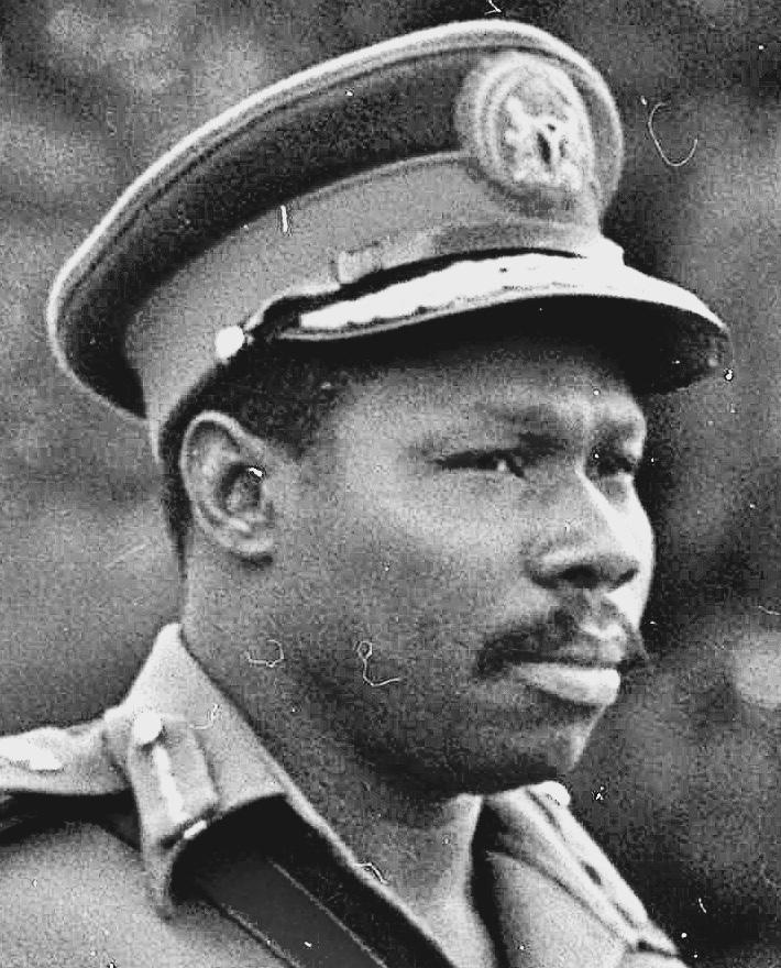 Major General Olusegun Obasanjo