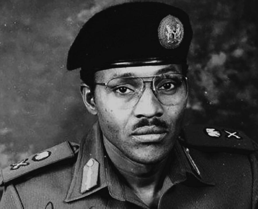 General Muhammedu Buhari