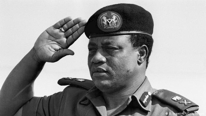 Major General Ibrahim Babangida