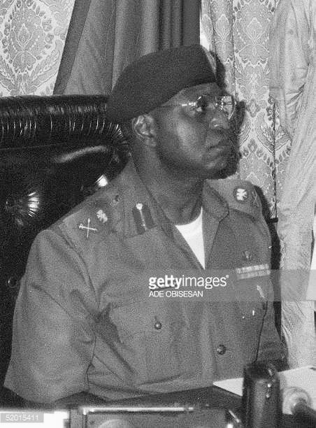 Major General Abubakar
