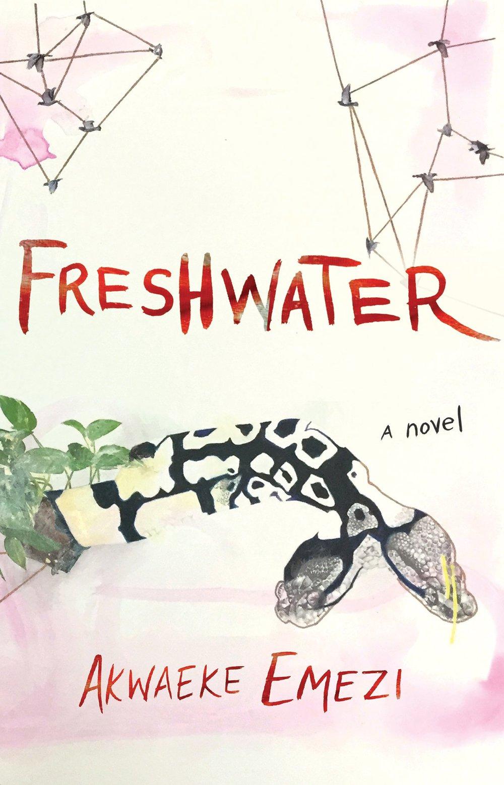 Freshwater   -  Akwaeke Emezi