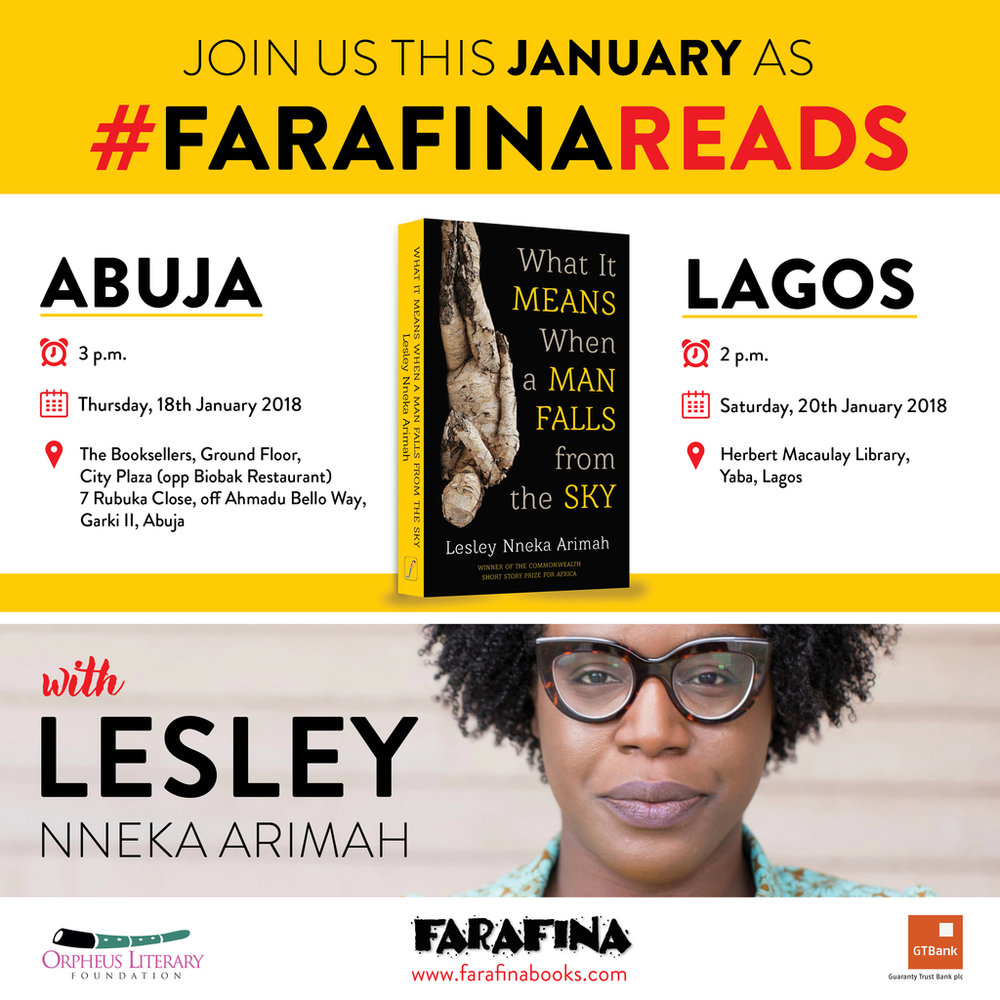 Farafina Reads Lesley Nneka Arimah Lagos And Abuja..jpg