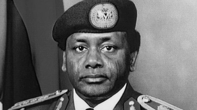 General Sani Abacha.