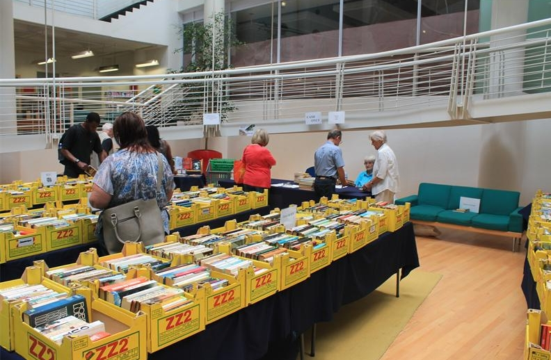 Sandton Library Book Sale
