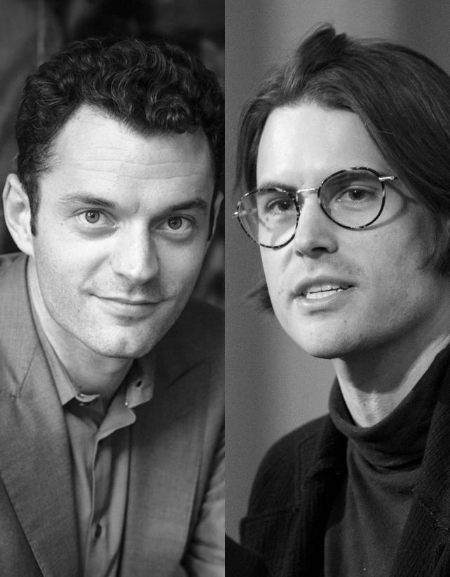 Steven Vanhauwaert (L); Jonathan Hepfer (R)