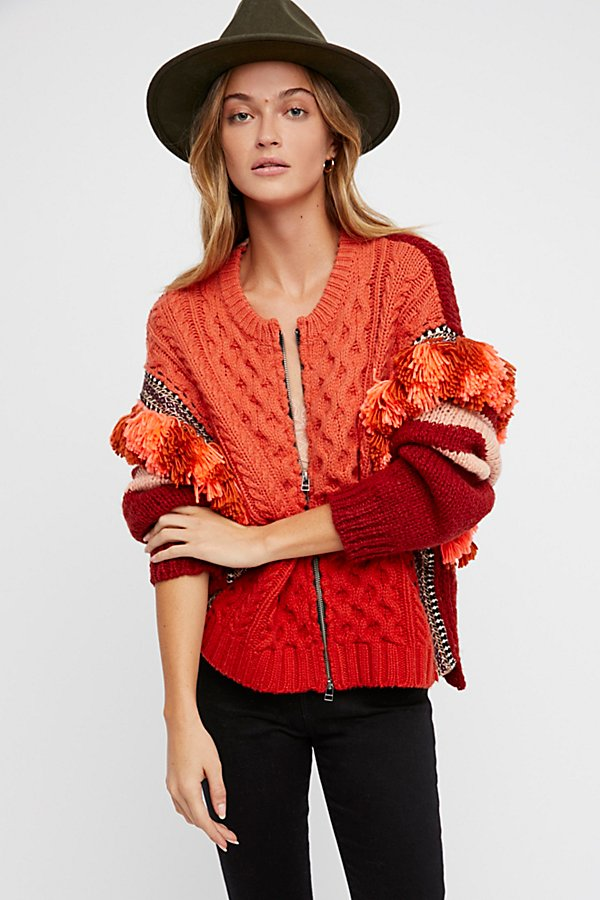 FREE PEOPLE - Fiesta Jacket$228.00