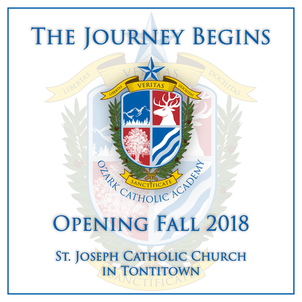 The Journey Begins - August 2018