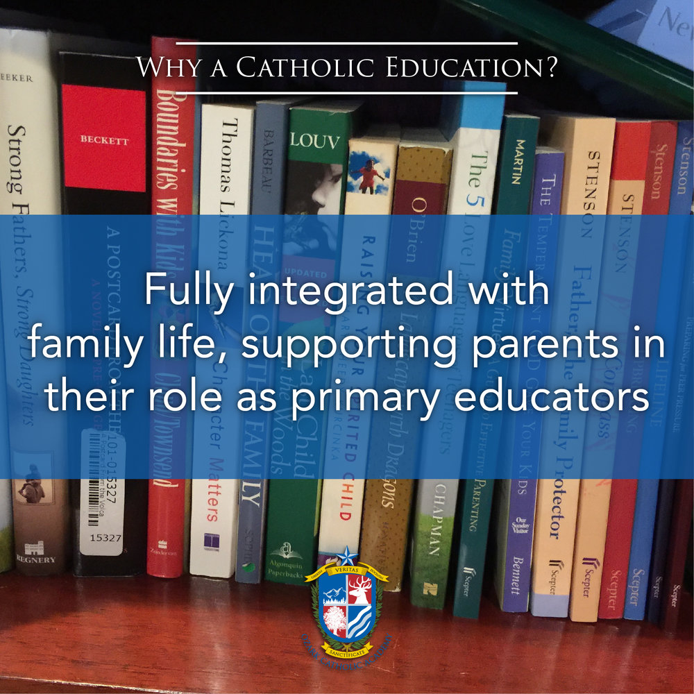 There is nothing like a Catholic Education