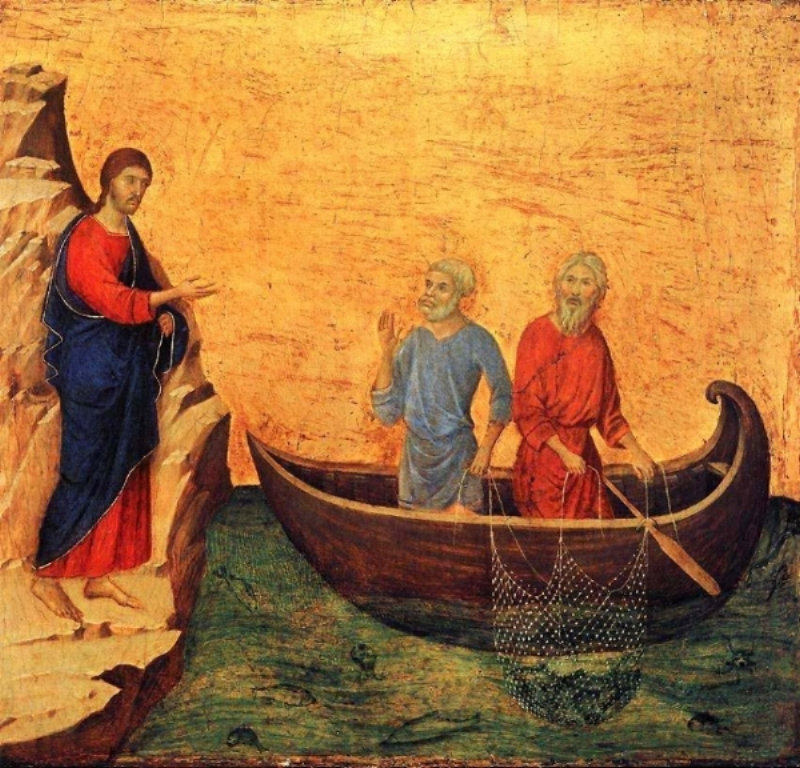 14 DUCCIO CALLING OF PETER AND ANDREW.jpg