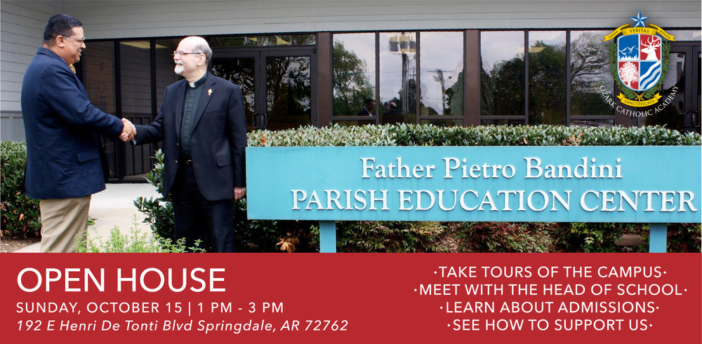Register for our Open House