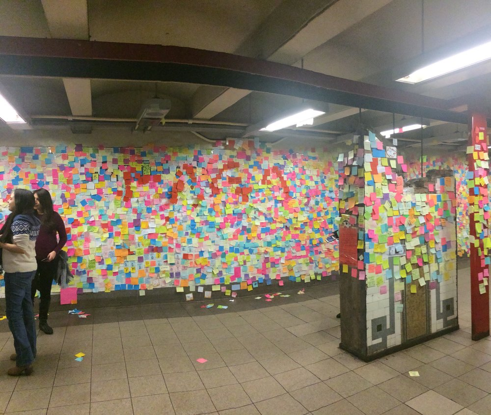 Photo by Danielle Beecham/ 14th Street Union-Square Station 2016