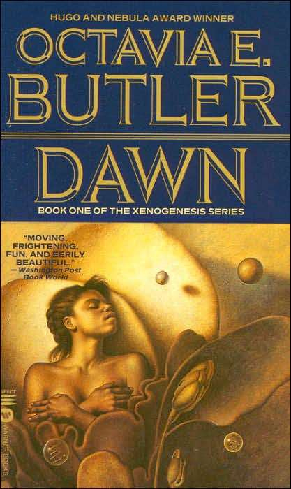 Lillith's Brood by Octavia Butler - This story chronicles the life of a woman abducted by aliens and inducted into their culture