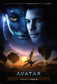 Avatar, 2009 - The tale of an American marine in the distant future forced to re-evaluate his values when confronted by an alien culture's plight