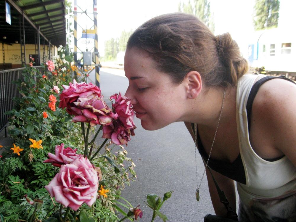 Alisha being Alisha.