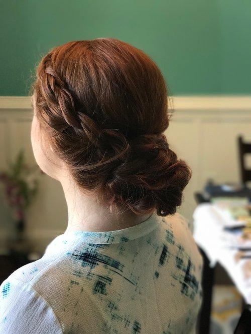Kelli G Myers | Wedding Florist, Hair & Makeup Designer | Raleigh NC ...