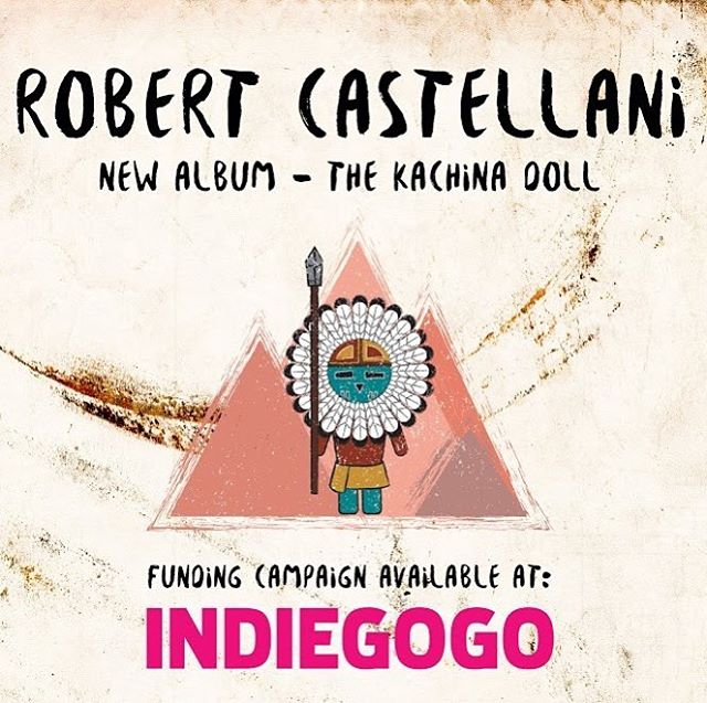 I have launched my crowdfunding campaign on @indiegogo for my next album called The Kachina Doll! Please visit the page at https://igg.me/at/kachinadoll/x/16852965  There are loads of cool perks available and any help you can give would be amazing! Please share and spread the word and I'll keep you all updated with snippets of music as I record the album. ✌️🎸 @lowdenguitars @elixir_strings @g7thcapo @roland_uk @bossfx_us  #music #guitarist #album #kachinadoll #acousticmusic #acousticguitar #newtunes #musiclife #instrumental #fingerstyle #fingerstyleguitar #bestsong #recordingartist #recordingstudio #lowdenguitars #elixirstrings