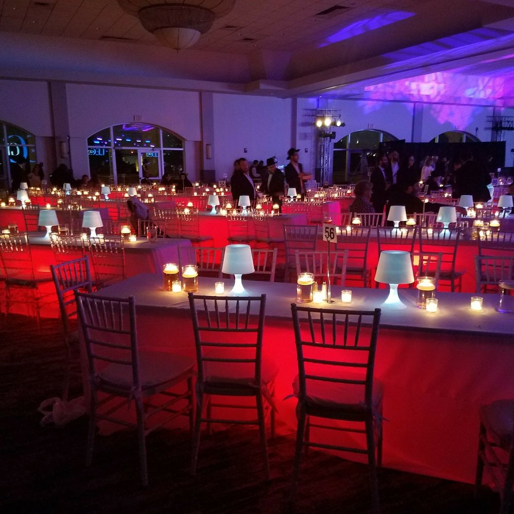 CUSTOMIZE YOUR PACKAGE - Here are some options to add to your special events.• Audio • Lighting • Video • Chairs • Tables • Tents • Generators • DJ's • Hora Loca • Photo Booths • LED Robots • Cameras • Drone • LED Floors • Custom Monograms • Special Effects • Step & Repeat • TV's • Video Mapping • Programmers • Stages • Trussing • Decor • Catering • Dancers • Circus Acts • Game Masters • Team Coordination • Bands • 3D Renderings • Pyrotechnics • & So much more!