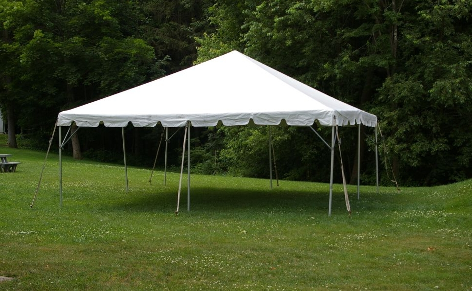 20 X Tent Sound Level Events Productions