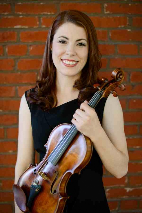 Molly Christie, violin/viola