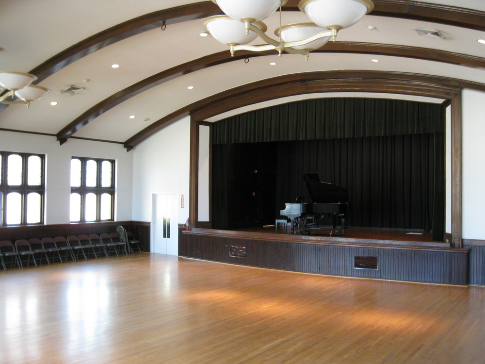 The Grace Performance Hall
