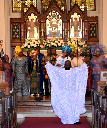 The St. Thomas Gospel Choir