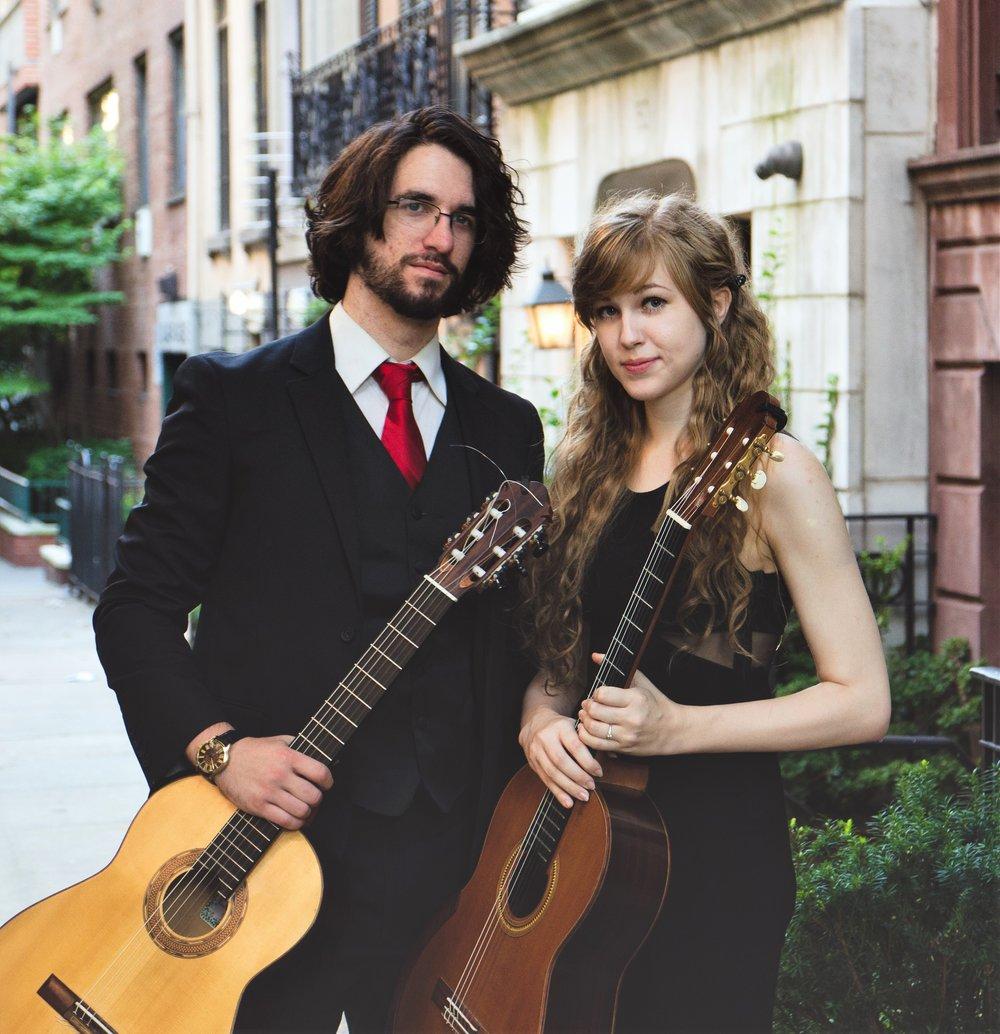 Hannah Murphy & Phil Goldenberg