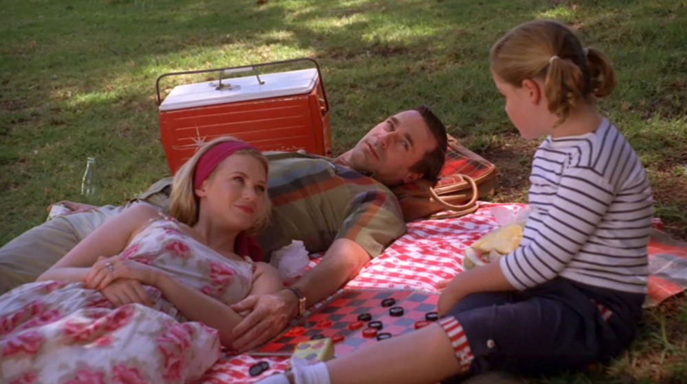 PIcnic scene // Madmen