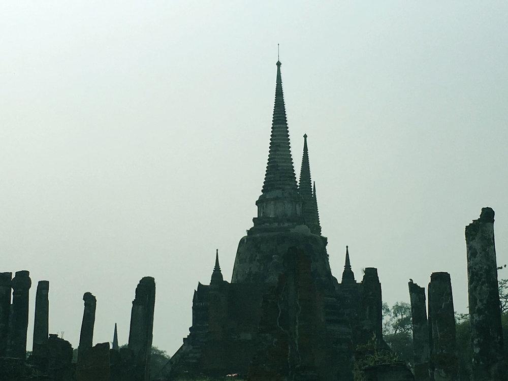 Ayutthaya Temple and Ruins in Bangkok