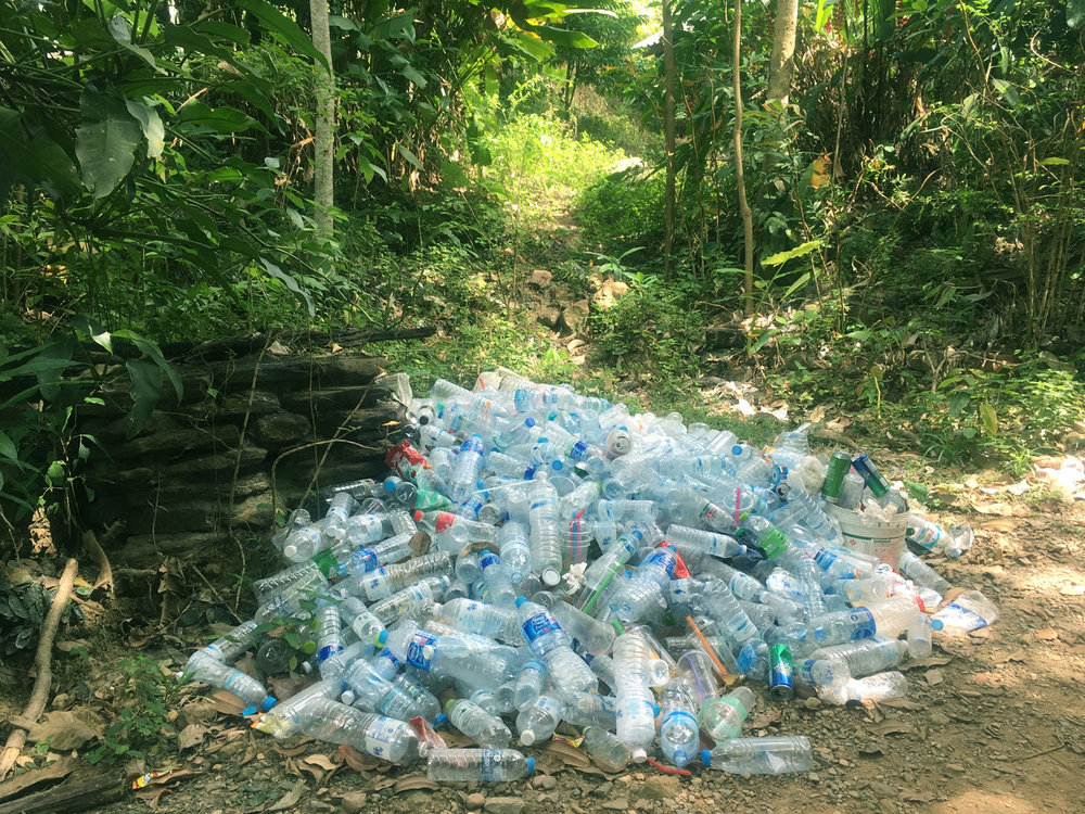 Plastic Consumption and Water Bottles in Thailand is horrific