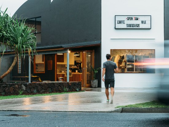 McTavish - One of the best coffee spots in Byron Bay