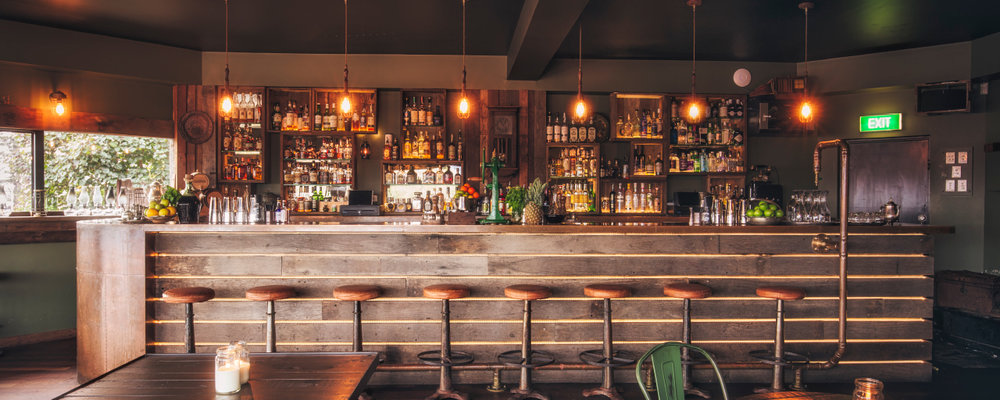 The Bolt Hole - Happy Hour Negroni's and the finest Whisky Bar in Byron Bay